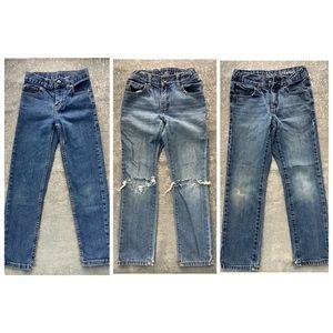 👖Children's Place 7 Boys Jeans Bundle👖